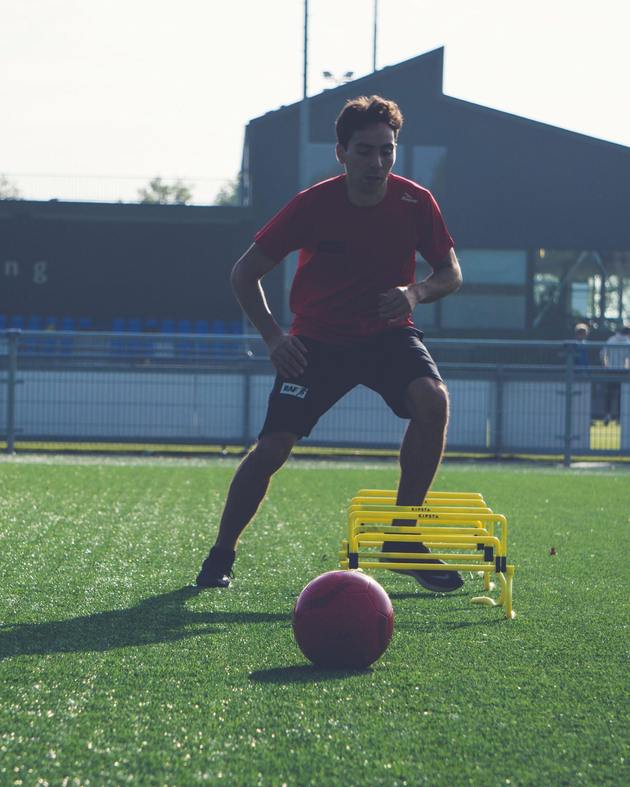 Looptraining Voetbal